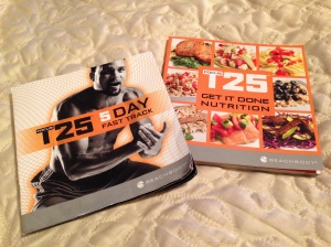 Focus T25 Nutrition Guides