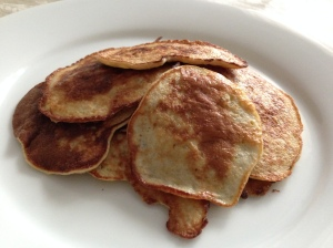 Banana Pancakes - Photo by Jennifer Welsh